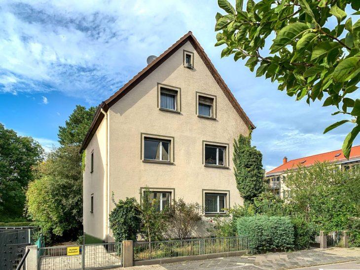 Brentanostraße, Mannheim - Almenhof