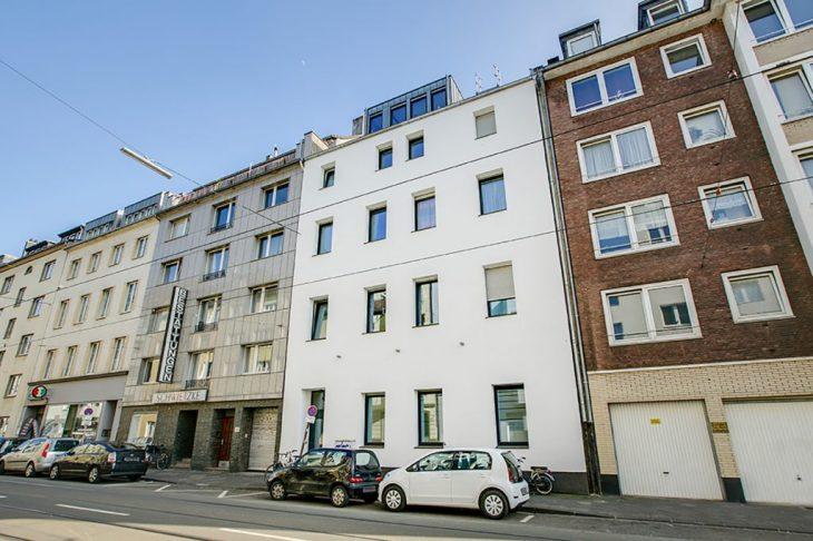 Liebigstraße, Düsseldorf - Pempelfort