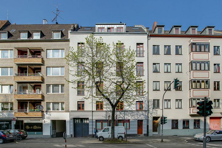 Moltkestraße, Düsseldorf - Pempelfort